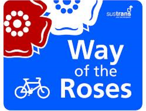 Way Of The Roses Charity Bike Ride