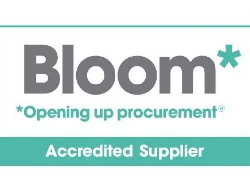 Bloom Accredited Supplier