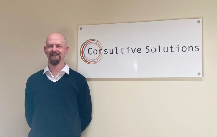 New Security Consultant joins Consultive Solutions Limited